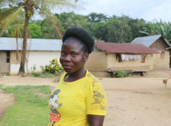 Fatu Momo is a member  of Farwenta Accountability Forum, Bopolu District, Gbarpolu County